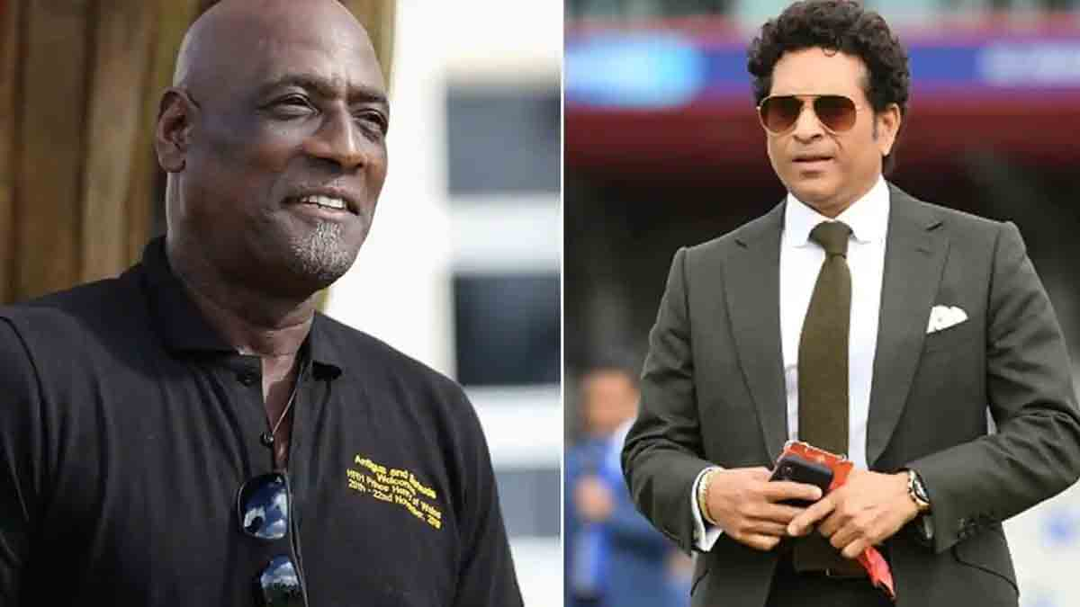 'Get well soon, little master' Richards' message to Tendulkar after former India captain tests positive for Covid-19
