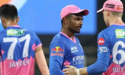 'His teammates don't appear too happy with him being captain' Sehwag explains what Samson is lacking as skipper in IPL