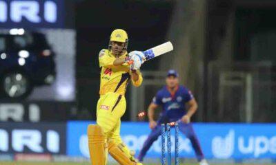 IPL 2021 MS Dhoni needs to bat higher up the order, guide the team - Sunil Gavaskar