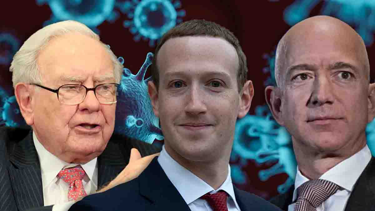 The 10 Richest people worldwide
