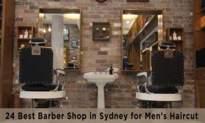 24 Best Barber Shop in Sydney for Men's Haircut