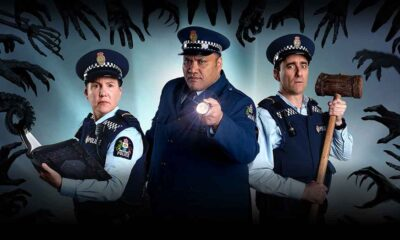 Wellington Paranormal Season 4