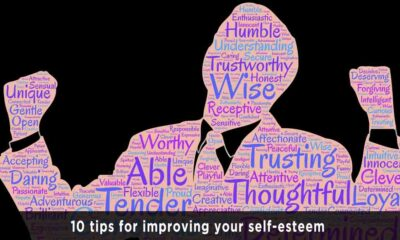 10 tips for improving your self-esteem