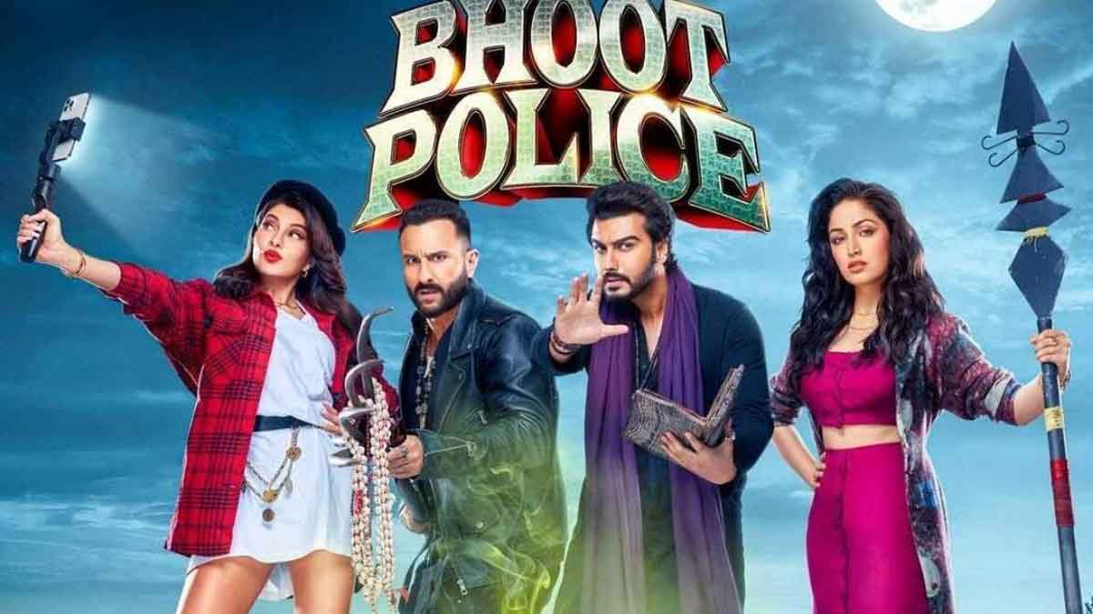 Bhoot Police The Trailer Is Out