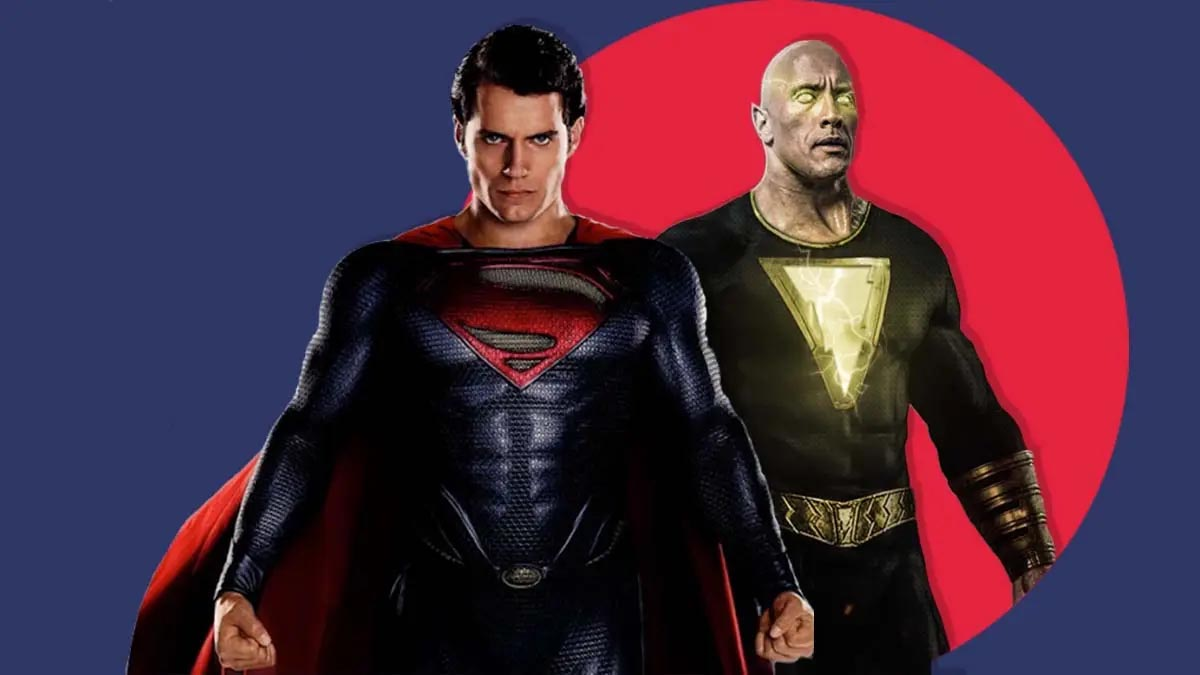 Is Henry Cavill Going To Be Cast As Superman In Rock's Black Adam