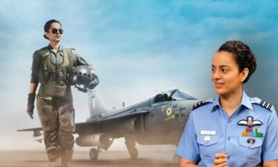 Kangana Ranaut All Set To Start Her New Mission With The Film Tejas