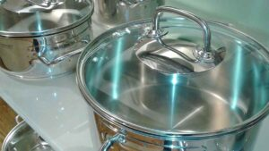 Stainless-steel Cookware for Cooking Enthusiasts-wedding gift