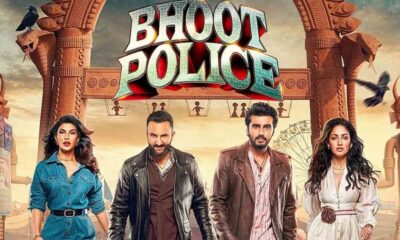 Yami Gautam Says That The Trailer For Bhoot Police Is To Be Out